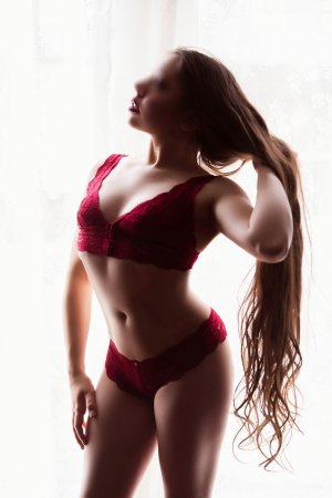 Fideline incall escorts